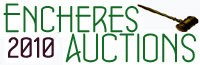 Past 2010 auctions